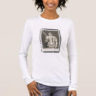 T-shirt À Manches Longues Empereur d'Aullus Vitellius de l'ANNONCE de Rome