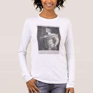 T-shirt À Manches Longues Empereur de Flavius Domitian (ANNONCE 51 - ANNONCE