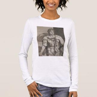 T-shirt À Manches Longues Empereur de Nero Claudius César de l'ANNONCE de