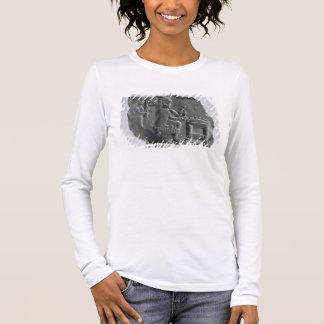T-shirt À Manches Longues Femme d'Elamite tournant, Néo--Elamite période,
