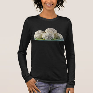 T-shirt À Manches Longues Femmes de chou détendues 3/4 chemise de V-Cou de