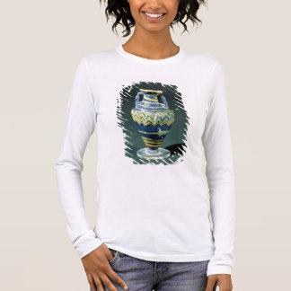 T-shirt À Manches Longues flacon en verre d'onguent de Sable-noyau