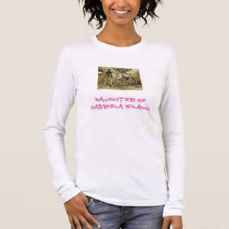 T-shirt À Manches Longues gabriela1, fille de Gabriela Silang