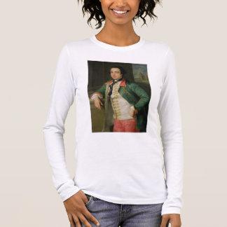 T-shirt À Manches Longues James Caulfield (1728-99), 4ème vicomte Charlemont