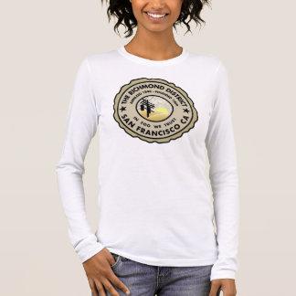 T-shirt À Manches Longues Joint de secteur de Richmond
