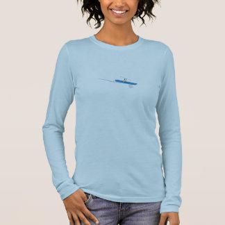 T-shirt À Manches Longues Kayaker