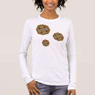 T-shirt À Manches Longues La chemise légère des femmes de Nouveau de chute