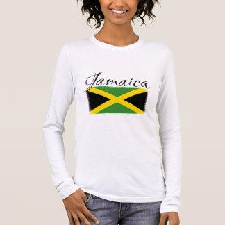 T-shirt À Manches Longues La Jamaïque