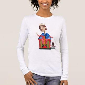 T-shirt À Manches Longues L'epoca di Federico II - portrait de Federico II