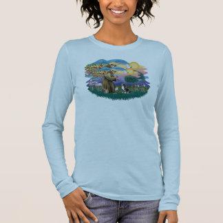 T-shirt À Manches Longues Limier écossais (#2)