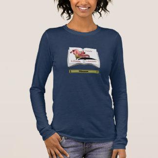 T-shirt À Manches Longues lis