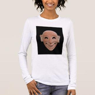 T-shirt À Manches Longues Masque grotesque, de Motya, 6ème siècle AVANT