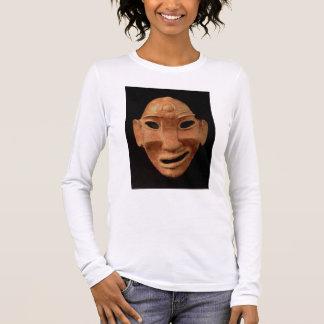 T-shirt À Manches Longues Masque négroïde de Carthage, 7ème-6ème siècle
