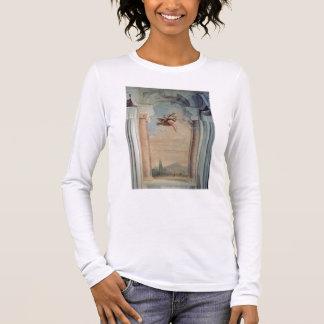 """T-shirt À Manches Longues Paysage avec le cupidon, du """"Foresteria"""" (invité"""