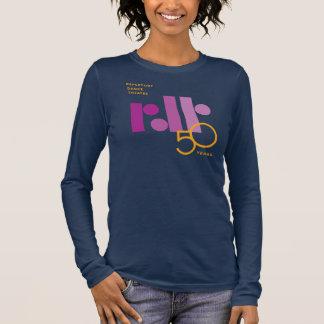 T-shirt À Manches Longues Pièce en t de douille de danse de transformateur