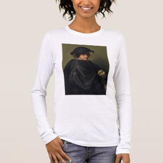 T-shirt À Manches Longues Portrait des campos de Galeazzo (1475-1536)
