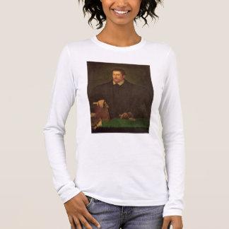 T-shirt À Manches Longues Portrait d'Ippolito Riminaldi