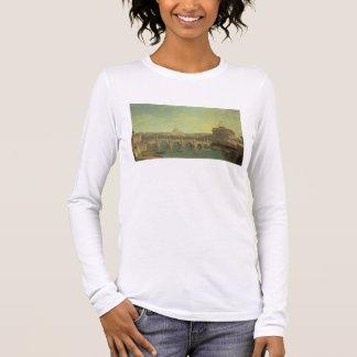 T-shirt À Manches Longues Rome