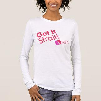 T-shirt À Manches Longues SS_gistshirt