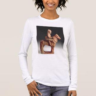 T-shirt À Manches Longues Statuette d'un cavalier armé, Byblos, 8ème-6ème ce