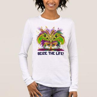 T-shirt À Manches Longues Toutes les notes de vue de la lumière 3 de femmes