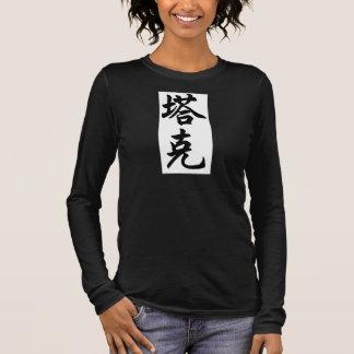 T-shirt À Manches Longues tucker