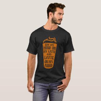 T-shirt A obtenu à mon esprit sur mon Latte   mon Latte