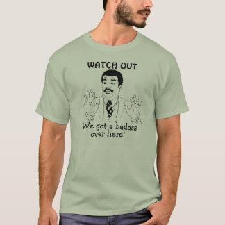 T-shirt A obtenu un Badass