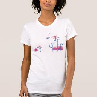 T-shirt Abeille d'amour de Supergirl