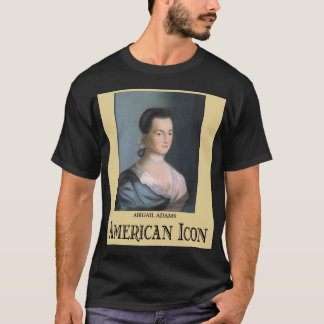 T-shirt Abigaïl Adams