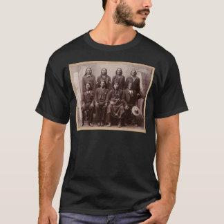 T-shirt Abondance d'ouest sauvage du concours hippique