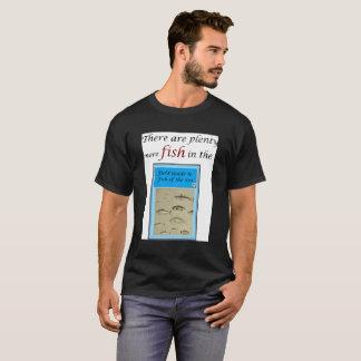 T-shirt Abondance plus de chemise de poissons