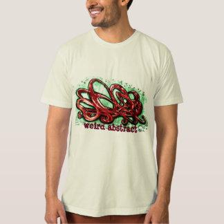T-shirt abrégé sur graffiti