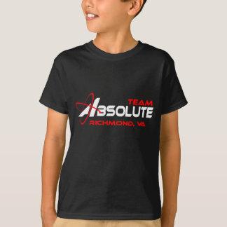 T-shirt absolu de membre d'équipe