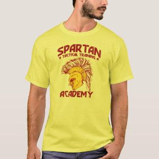 T-shirt Académie tactique spartiate de formation