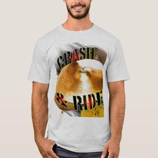 T-shirt Accident et tour