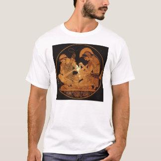 T-shirt Achille et Patroclus