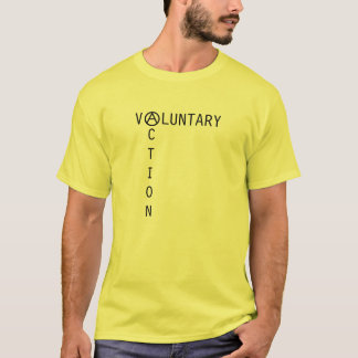 T-shirt Action volontaire