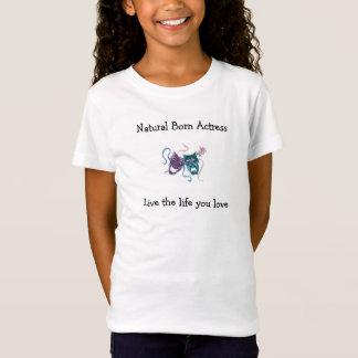 T-Shirt Actrice de naissance