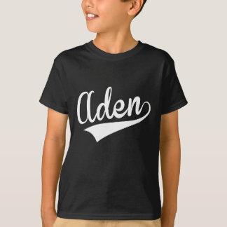 T-shirt Aden, rétro,