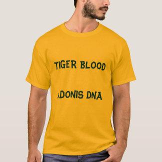 T-SHIRT ADN D'ADONIS DE SANG DE TIGRE