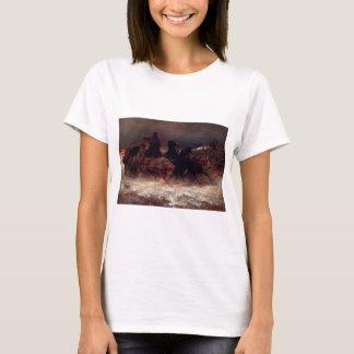 T-shirt Adolf Schreyer une troïka en hiver