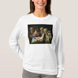 T-shirt Adoration de Jésus infantile