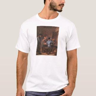 T-shirt Adriaen Brouwer dans la taverne