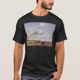 T-shirt Adriaen van de Velde la plage à Scheveningen