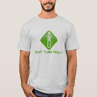T-shirt Adulte de tube à essai