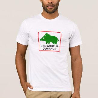 T-Shirt Adulte - UNE ARDEUR D'AVANCE