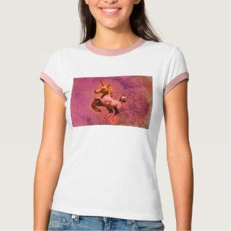 T-shirt Adultes d'habillement de licorne ou enfants