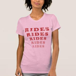 T-shirt Adventureland patiné monte la pièce en t