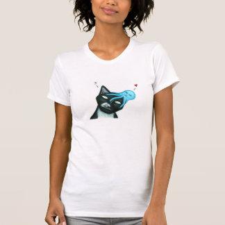 T-shirt Affection inattendue - chemise (lumière)